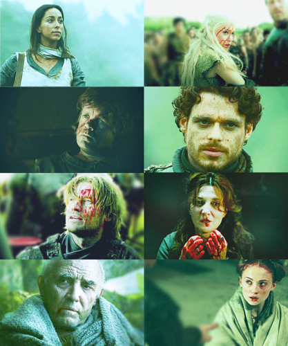 Game Of Thrones + Bruised & Battered