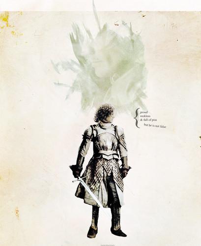 Jaime Lannister & Loras Tyrell
