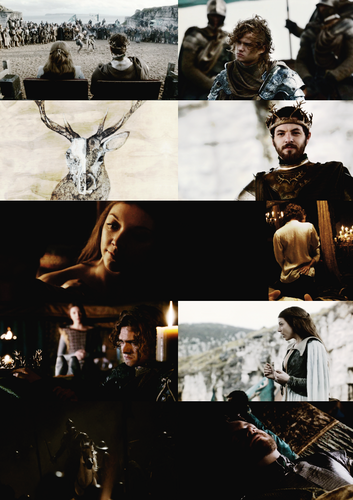 Renly, Loras & Margaery