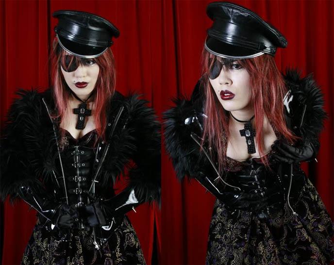 style tokyo dominatrix