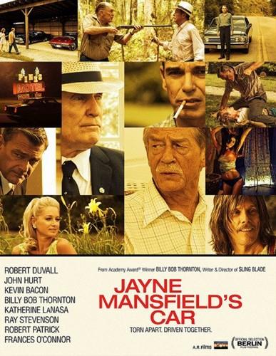 jane mansfields car poster