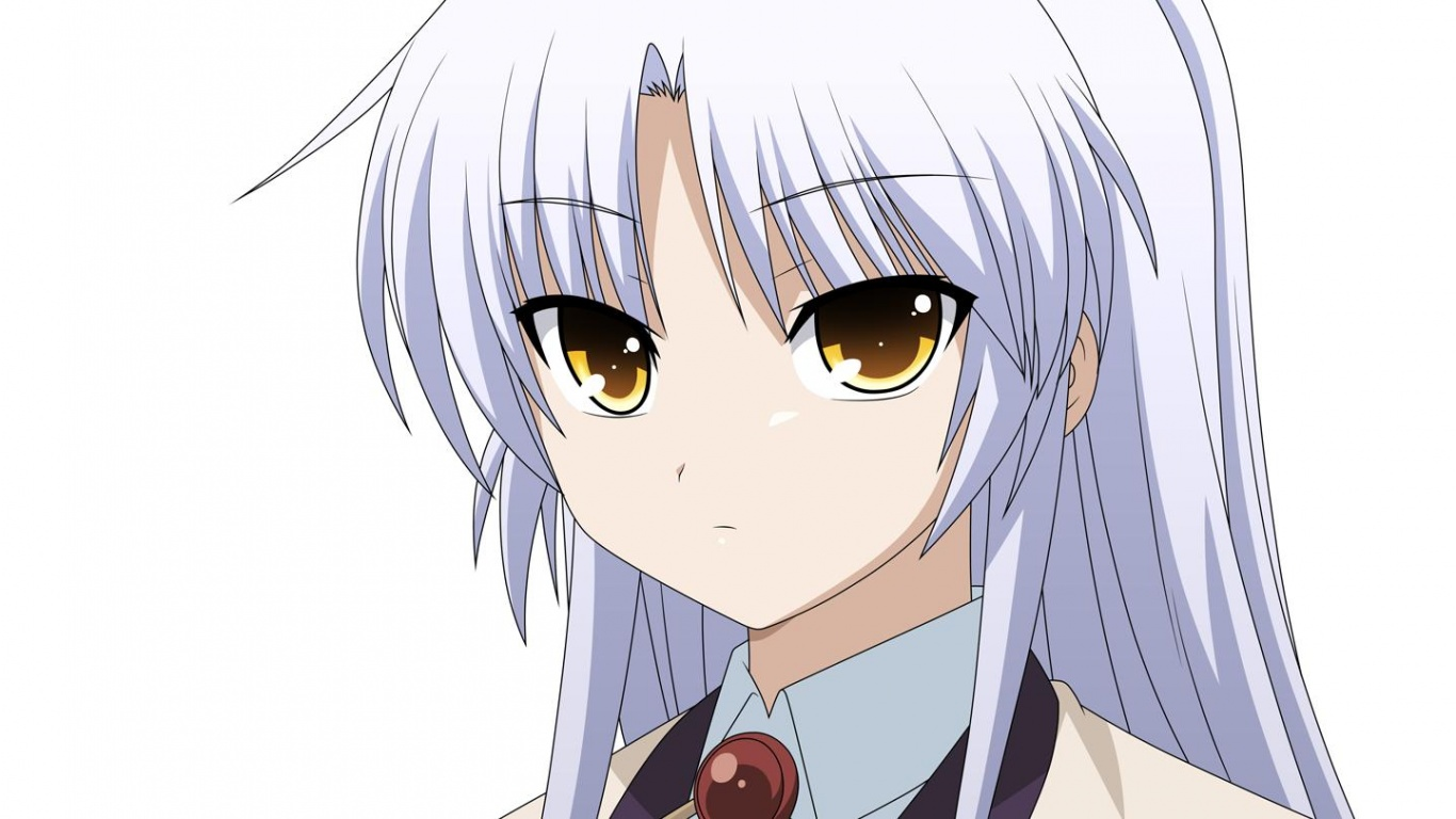 angel beats kanade (tenshi) images kanade tachibana HD - Anime Hairstyles Male