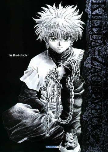 killua art