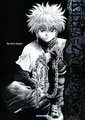 killua art - killua-zoldyck fan art