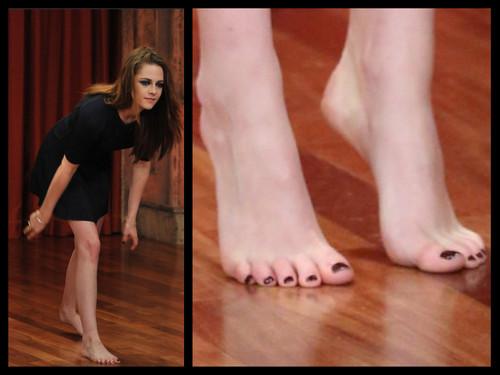 kristen barefoot