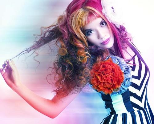 la carmina, lacarmina, living doll, japanese fashion, style blogger, cute clothes makeup, gyaru goth