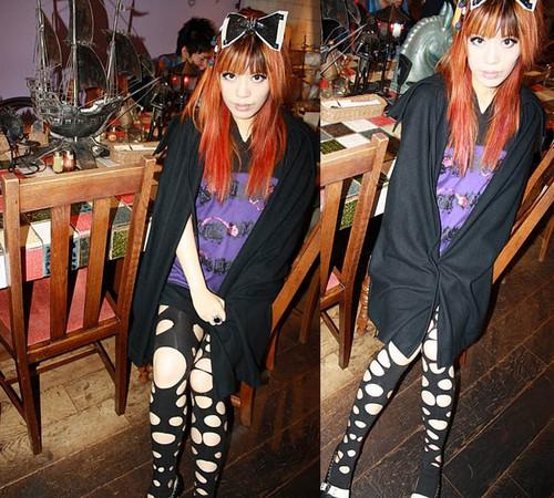 la carmina, lacarmina, living doll, japanese fashion, style blogger, cute clothes makeup, japan