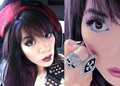 la carmina, lacarmina, living doll, japanese fashion, style blogger cute hair, makeup kawaii gyaru