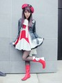 la carmina, lacarmina, living doll, japanese fashion, style blogger cute hair, makeup kawaii gyaru