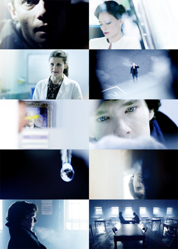 light blue) + (sherlock) / color picspam meme