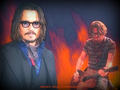never stop dreaming - johnny-depp wallpaper