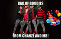 party - mindless-behavior fan art