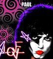 paul - kiss fan art