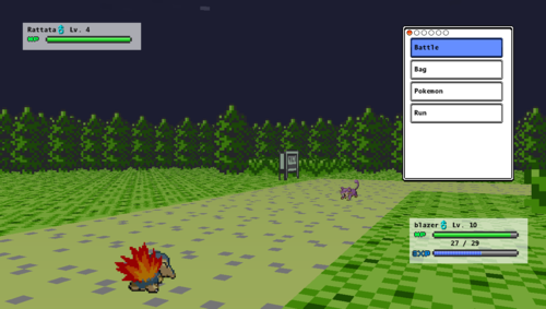 pokemon 3D-pc