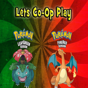 pokemon leaf green and brand red