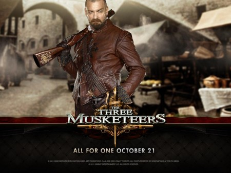 porthos-3 musketeers - Ray Stevenson Photo (33547225) - Fanpop