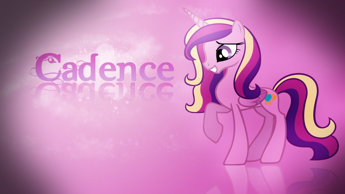 My Little Pony Friendship is Magic princess cadence