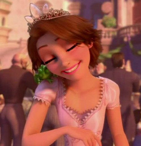 radience from rapunzel