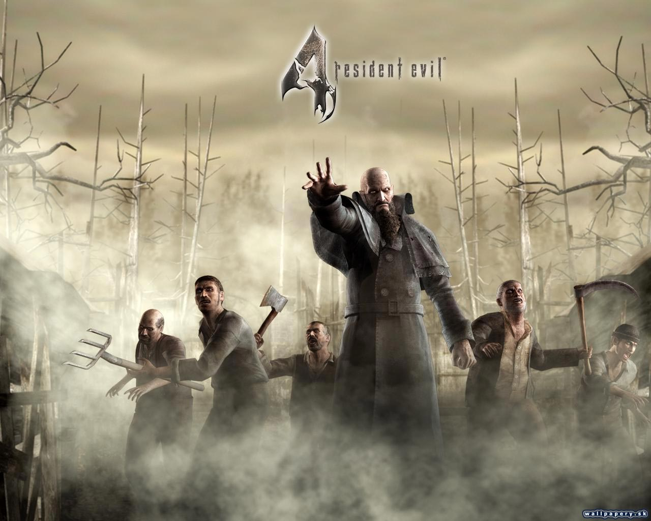 Resident Evil 4 Wallpapers Resident Evil 4 Wallpaper 33549692