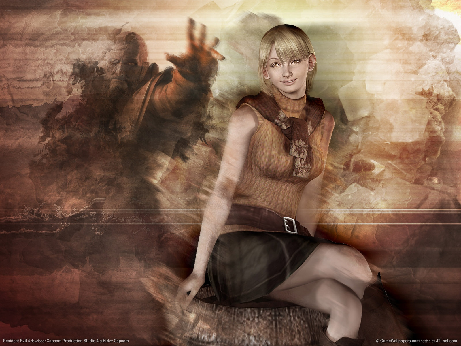 Resident Evil 4 Wallpapers Resident Evil 4 Wallpaper