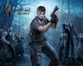 resident evil 4 WALLPAPERS - resident-evil-4 wallpaper