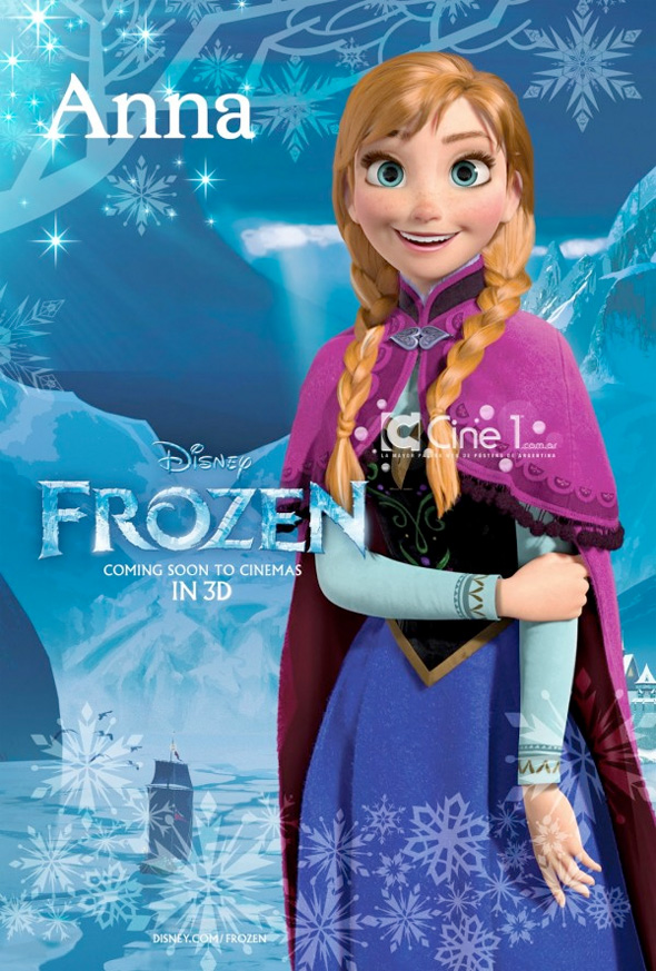 Disney Princess Frozen 2013