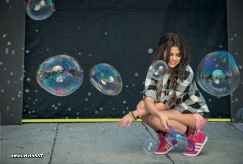 selena gomez wallpaper containing a hummingbird entitled selena gomez,photoshoot Adidas Neo., 2013