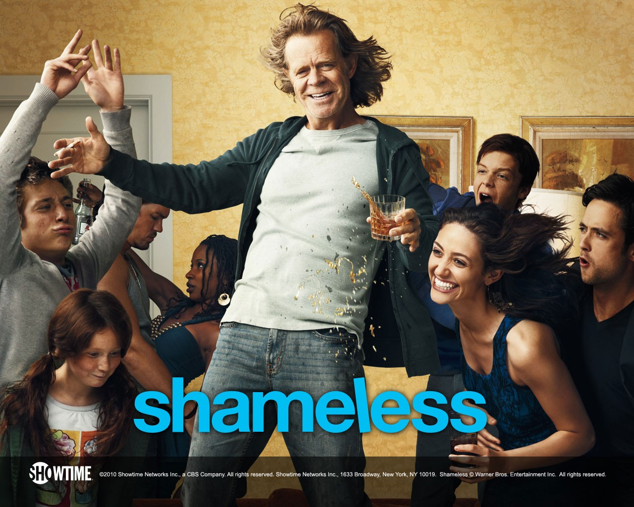 Shameless (US) fond d'écran (33511586