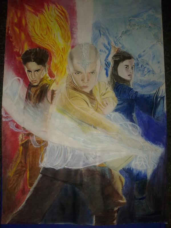 the last airbender coloring