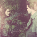 the most beautiful creature &lt;3 - edward-and-bella fan art