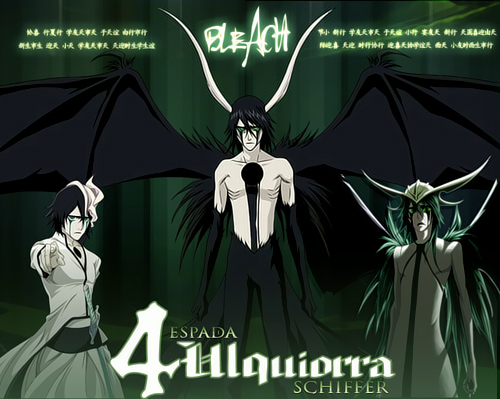 Bleach Anime Images Ulquiorra Wallpaper And Background Photos