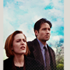 The X-Files fotografia with a portrait and a business suit called xf