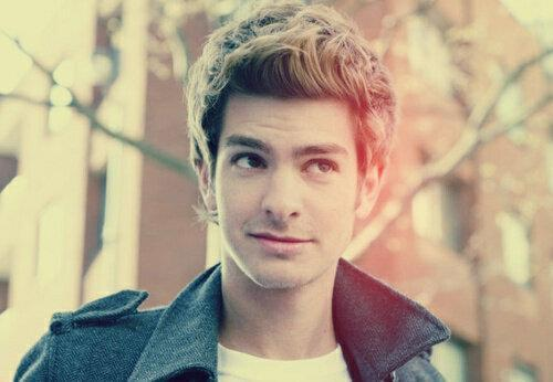 Andrew Garfield karatasi la kupamba ukuta possibly with a portrait called ~Andrew!~