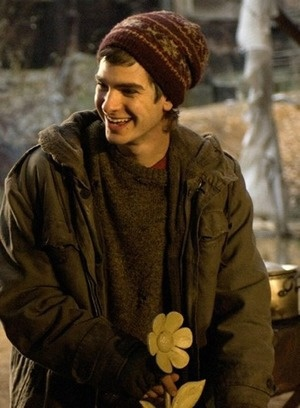 Andrew Garfield wallpaper probably containing a holiday dinner and a rifleman entitled ~Andrew!~