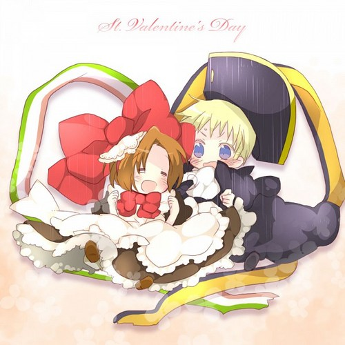 ♥~Chibi-chan and HRE~♥