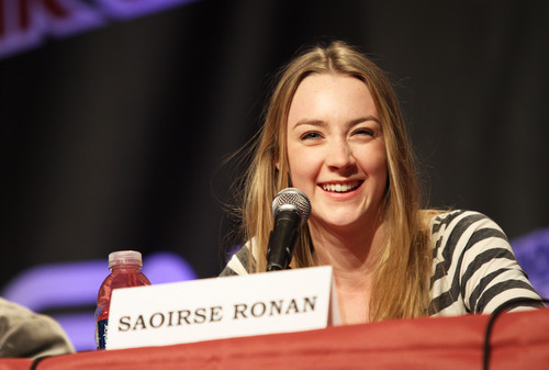 """Hanna"" panel of the New York-i Comic Conon (9.10.2010)"