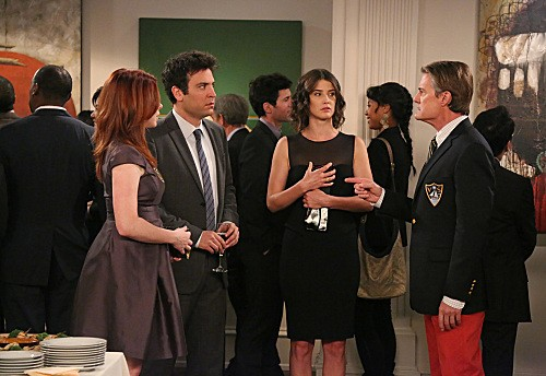 "How I Met Your Mother Season 8 Episode 17 ""The Ashtray"" - promotional fotos"