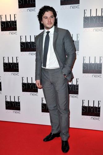 Kit Harington @Elle Style Awards