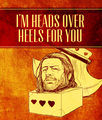 "Lord Eddard ""Ned"" Stark - lord-eddard-ned-stark fan art"
