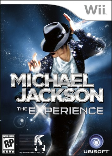 """Michael Jackson Experince"" WII Video Game"