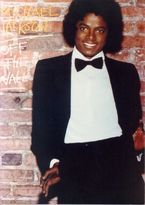 """Off The Wall"" Album Cover"