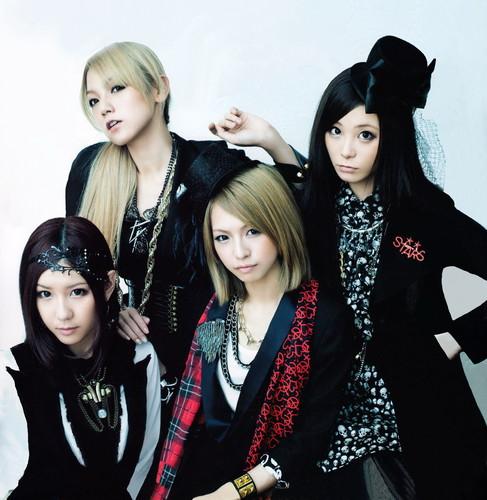 SCANDAL achtergrond called ☆*~SCANDAL~*☆