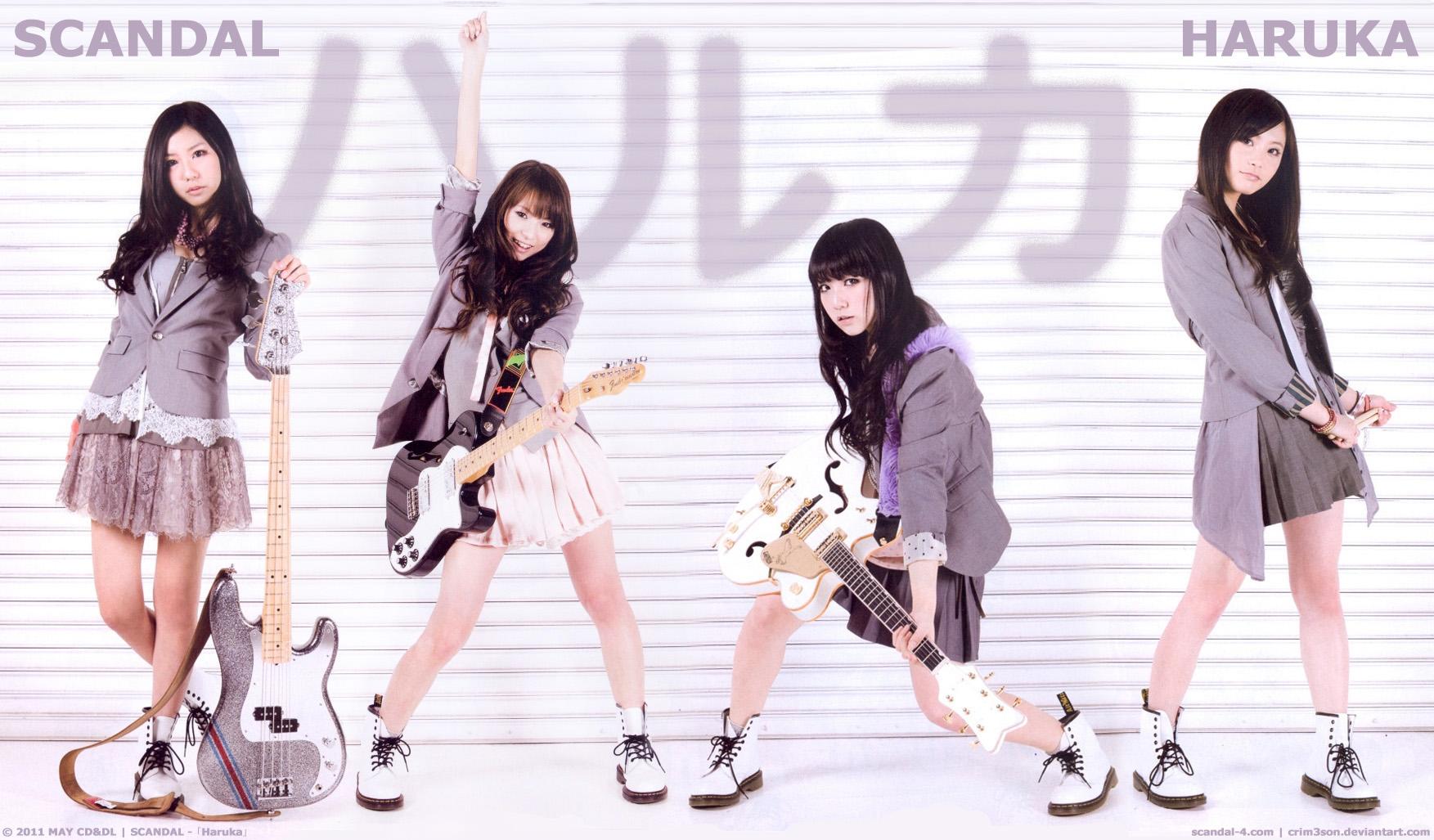 ☆*~SCANDAL~*☆
