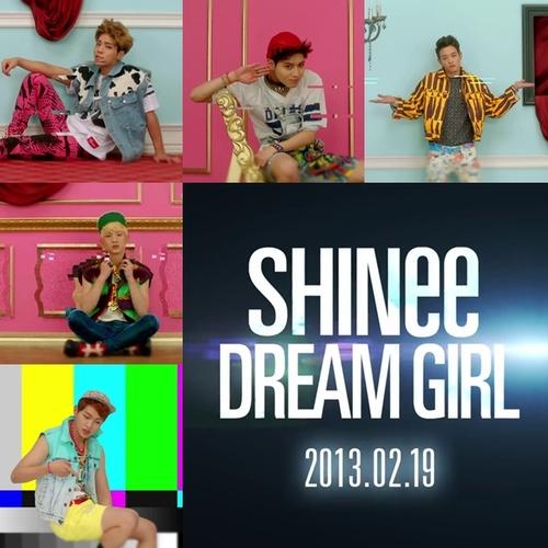 Shinee Dream Girl Album | www.pixshark.com - Images ...  Shinee