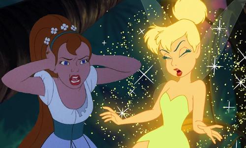 """""""Shut up, shut up, shut up!"""""""