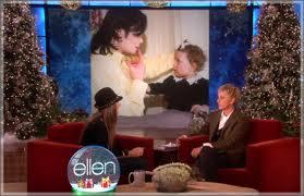 """""""The DeGeneres Show"""" Thursday, December 14, 2011"""