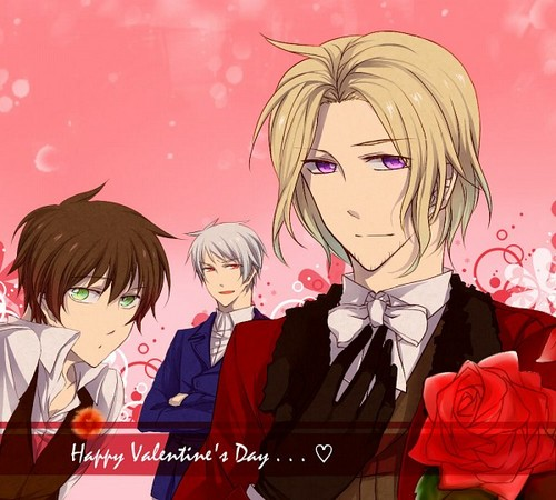 ♥~Valentine's With The Bad Touch Trio~♥