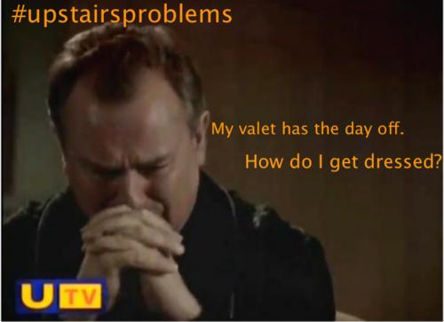 #upstairsproblems