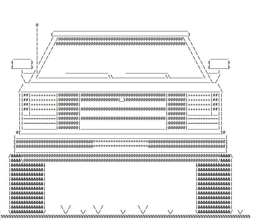 92456 ascii vehicles made from symbols ascii art 33669136 812 707 jpg