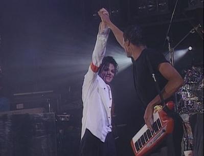 """1992 """"Dangerous"""" Tour"""